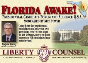 Florida Awake Presidential Candidate Forum